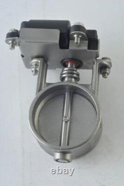 OBD2 Vacuum pump Exhaust Cutout Electric Control Valve Kit & Remote Control APP