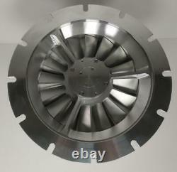 PFEIFFER Vacuum HiPace 1500 Turbo Pump DN 250 ISO-F Flange with TC1200 PB + Valves