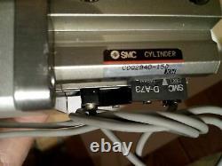 SMC XBC4A Vaccum Valve