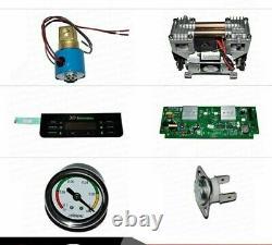 Sublimation Machine Vacuum Pump Circuit Control Board Baking Tray Valve Tool New