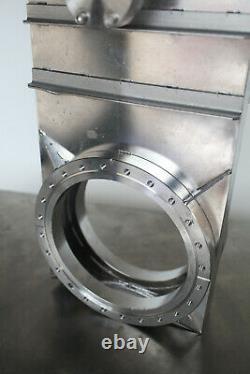 Thermionics 8 inch ConFlat CF Vacuum Gate Valve PFB-TLG-8000-HPIC // TLG Series