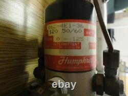 Thermionics Vacuum Gate Valve Model PFF-Gs-6000-P Pneumatically Actuated 6 ID