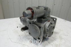 Top Gear GP 15-50 2-1/8 Flange Mount Internal Gear Pump With Relief Valve
