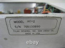 Tylan General Adaptorr Model AC-2 vacuum general, Throttle valve controller