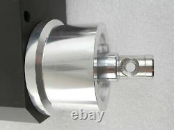 VAT 0340X-CA24-BFL1 Slit Valve Body with PCB 95906 Working Surplus