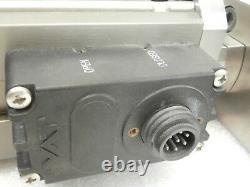 VAT 10846-TE24-0004 UHV High Vacuum Gate Valve Used Working