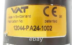 VAT 12044-PA24-1002 Gate Valve ISO160 TEL Unity II 200mm Working Spare