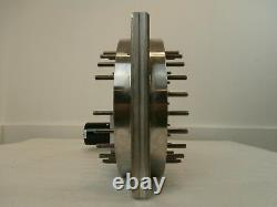 VAT 14046-CE34-0005 High Vacuum Gate Valve Nordiko 9550 Used Working
