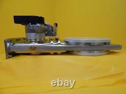 VAT 14046-PE44-0006 Pneumatic High Vacuum 10 Gate Valve Refurbished