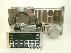 VAT 64246-XE52-1107 Gate Valve and PM-5 641PM-36PM-1001 Controller Set Lam FPD