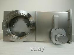 VAT 64250-CE52-1101 Motorized Actuator HV High Vacuum Gate Valve Used Working