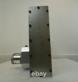 VAT 64250-UE52-AAT1 Motorized Actuator HV High Vacuum Gate Valve Used Working