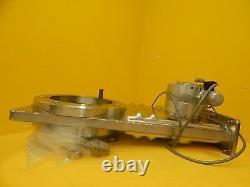 VAT F14-62425-09 Pneumatic High Vacuum Gate Valve Used Working