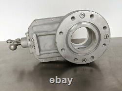 VAT / MDC / Lesker Manual Vacuum Gate Valve / ISO100 / ISO-F / ISO-K / Aluminum