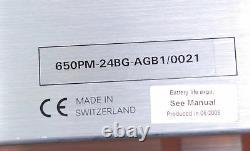 VAT Pendulum Valve 65050-PA52-0002 with PM-6 CONTROLLER