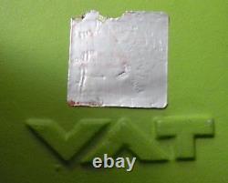 VAT S20408 Gate Valve, 5, SS, DN80, High Vacuum, O-ring Seal, See Detail