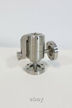 VG Scienta VacGen Variable Vacuum Leak Valve // 2.75 CF DN40CF // MD6 MND3402