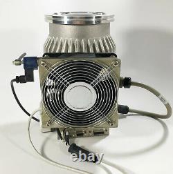 Varian TV-301 Navigator turbo pump 9698918S003 withController + fan +valve control