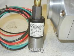 Varian Vp1251205060 Used Vacuum Pump Isolation (vpi) Valve Vp1251205060