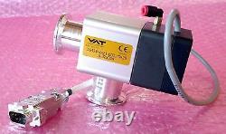 Vat Right Angle High Control Vacuum Valve W Soft Pump 26428 Ka 21 0001 A 825004